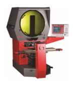 Optyczny projektor pomiarowy HD400