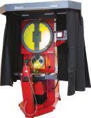 Optyczny projektor pomiarowy HF600